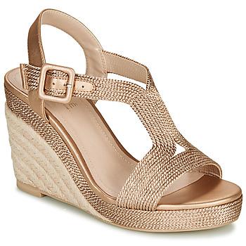 Παπούτσια Γυναίκα Σανδάλια / Πέδιλα André PHOEBE Gold