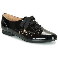Παπούτσια Γυναίκα Derby André JUNIA Black / Vernis