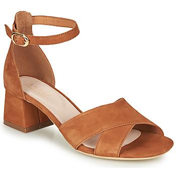 Παπούτσια Γυναίκα Σανδάλια / Πέδιλα André JAYLA Camel