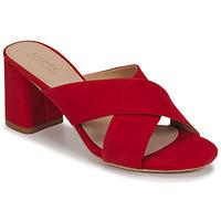 Παπούτσια Γυναίκα Σανδάλια / Πέδιλα André JULITTA Red