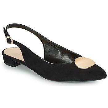 Παπούτσια Γυναίκα Μπαλαρίνες André JACQUOTTE Black