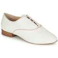 Παπούτσια Γυναίκα Derby André VIOLETTE Άσπρο