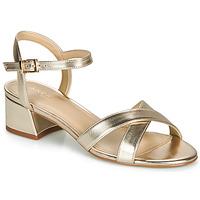 Παπούτσια Γυναίκα Σανδάλια / Πέδιλα André VICTORIA Gold