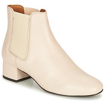 Παπούτσια Γυναίκα Μπότες André ECLAIRCIE Άσπρο