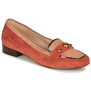 Παπούτσια Γυναίκα Μοκασσίνια André L ACROBATE Ροζ
