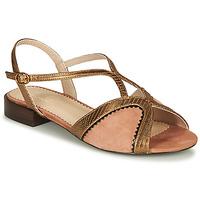 Παπούτσια Γυναίκα Σανδάλια / Πέδιλα André LA TRAPEZISTE Ροζ