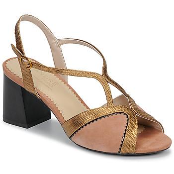 Παπούτσια Γυναίκα Σανδάλια / Πέδιλα André LA MAGICIENNE Ροζ