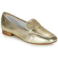 Παπούτσια Γυναίκα Μοκασσίνια André JAELLE Gold