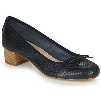 Παπούτσια Γυναίκα Μπαλαρίνες André POEME Marine