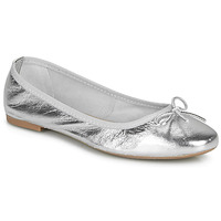 Παπούτσια Γυναίκα Μπαλαρίνες André PIETRA Silver