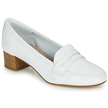 Παπούτσια Γυναίκα Μοκασσίνια André MICHELLE Άσπρο
