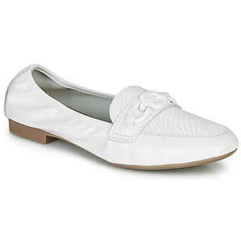 Παπούτσια Γυναίκα Μοκασσίνια André MAYRA Άσπρο