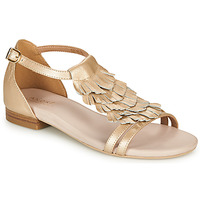Παπούτσια Γυναίκα Σανδάλια / Πέδιλα André BRIANA Gold