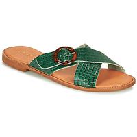 Παπούτσια Γυναίκα Σανδάλια / Πέδιλα André BRAIDY Green
