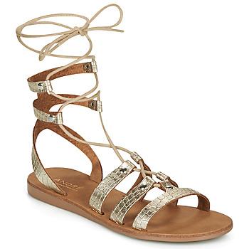 Παπούτσια Γυναίκα Σανδάλια / Πέδιλα André BEA Gold