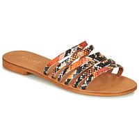 Παπούτσια Γυναίκα Σανδάλια / Πέδιλα André BRAIDINE Orange