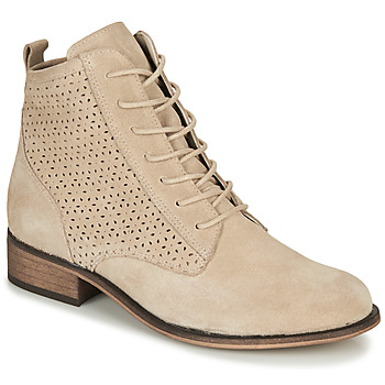 Παπούτσια Γυναίκα Μπότες André GODILLINE Beige