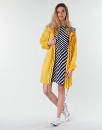 Υφασμάτινα Γυναίκα Παρκά Petit Bateau SHINE Yellow