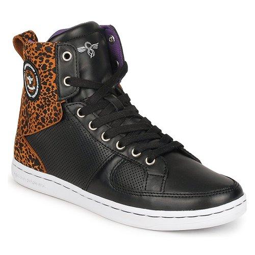 Παπούτσια Γυναίκα Ψηλά Sneakers Creative Recreation W SOLANO Black