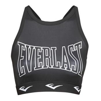 Υφασμάτινα Γυναίκα Αθλητικά μπουστάκια  Everlast DURAN Black / Άσπρο