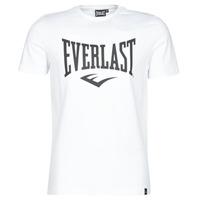 Υφασμάτινα Άνδρας T-shirt με κοντά μανίκια Everlast EVL LOUIS SS TS Άσπρο
