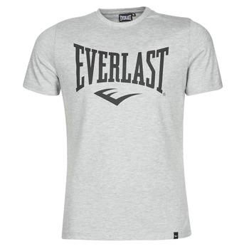 Υφασμάτινα Άνδρας T-shirt με κοντά μανίκια Everlast EVL LOUIS SS TS Grey