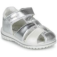 Παπούτσια Κορίτσι Σανδάλια / Πέδιλα Primigi 5365555 Silver
