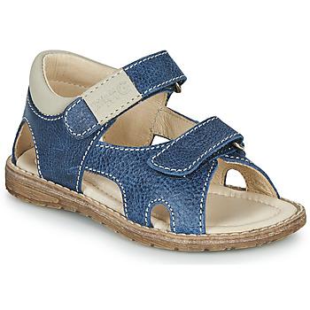 Παπούτσια Αγόρι Σανδάλια / Πέδιλα Primigi 5410222 Μπλέ / Grey