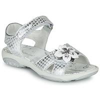 Παπούτσια Κορίτσι Σανδάλια / Πέδιλα Primigi 5383533 Silver