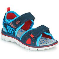 Παπούτσια Αγόρι Σανδάλια / Πέδιλα Primigi  Marine / Μπλέ / Red