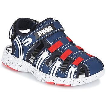 Παπούτσια Αγόρι Σπορ σανδάλια Primigi 5461611 Marine / Red