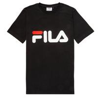 Υφασμάτινα Παιδί T-shirt με κοντά μανίκια Fila FREDERIK Black