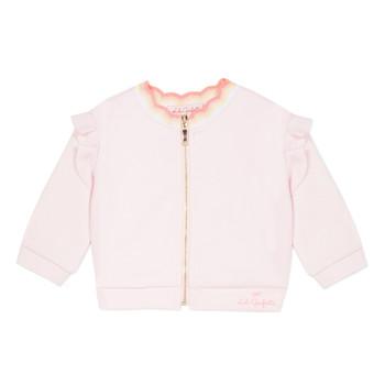 Υφασμάτινα Κορίτσι Σακάκι / Blazers Lili Gaufrette NANI Ροζ
