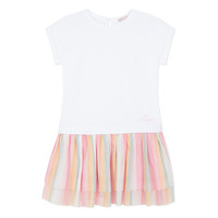 Υφασμάτινα Κορίτσι Κοντά Φορέματα Lili Gaufrette MOLLY Multicolour