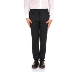 Υφασμάτινα Άνδρας Παντελόνια κοστουμιού Incotex 1AT091 1721T Grey