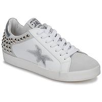 Παπούτσια Γυναίκα Χαμηλά Sneakers Meline GELLABELLE Άσπρο