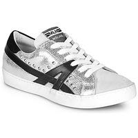 Παπούτσια Γυναίκα Χαμηλά Sneakers Meline GELOBELO Silver