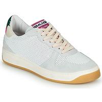 Παπούτσια Γυναίκα Χαμηλά Sneakers Meline GEYSON Άσπρο