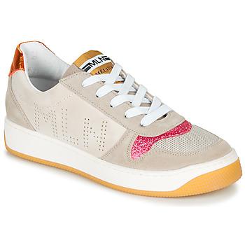 Παπούτσια Γυναίκα Χαμηλά Sneakers Meline GEYSON Beige
