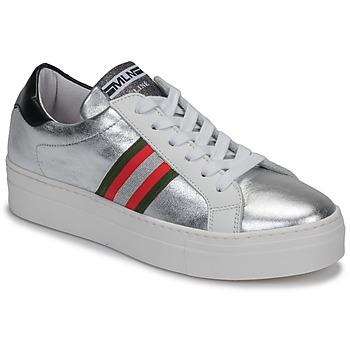 Παπούτσια Γυναίκα Χαμηλά Sneakers Meline GETSET Argenté