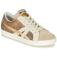 Παπούτσια Γυναίκα Χαμηλά Sneakers Meline GALLI Gold