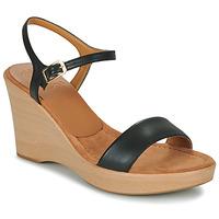 Παπούτσια Γυναίκα Σανδάλια / Πέδιλα Unisa RITA Black
