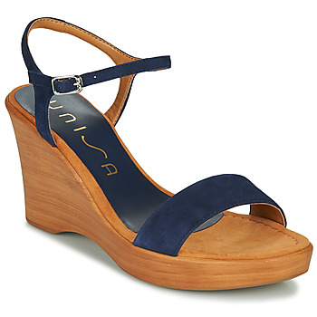 Παπούτσια Γυναίκα Σανδάλια / Πέδιλα Unisa RITA Marine