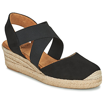 Παπούτσια Γυναίκα Σανδάλια / Πέδιλα Unisa CELE Black