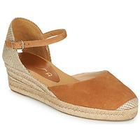 Παπούτσια Γυναίκα Σανδάλια / Πέδιλα Unisa CISCA Camel