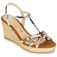 Παπούτσια Γυναίκα Σανδάλια / Πέδιλα Unisa LLINAR Python
