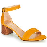 Παπούτσια Γυναίκα Σανδάλια / Πέδιλα Unisa GELETE Yellow
