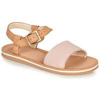 Παπούτσια Κορίτσι Σανδάλια / Πέδιλα Clarks SKYLARKHOPE K Ροζ