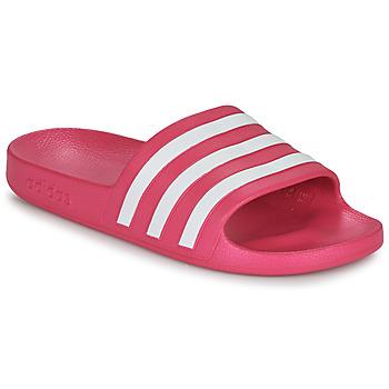 Παπούτσια σαγιονάρες adidas Originals ADILETTE AQUA Ροζ
