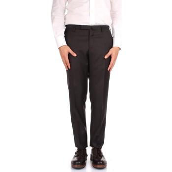 Υφασμάτινα Άνδρας Παντελόνια κοστουμιού Incotex 1AT030 1010T Brown
